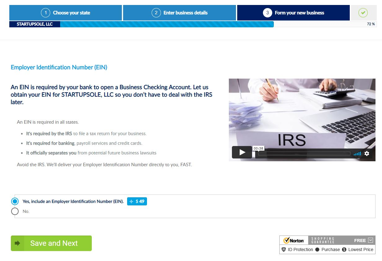 Inc Authority Amerika da Sirket Kurmak 8 Dropshpping için Amerika'da Şirket Kurmak