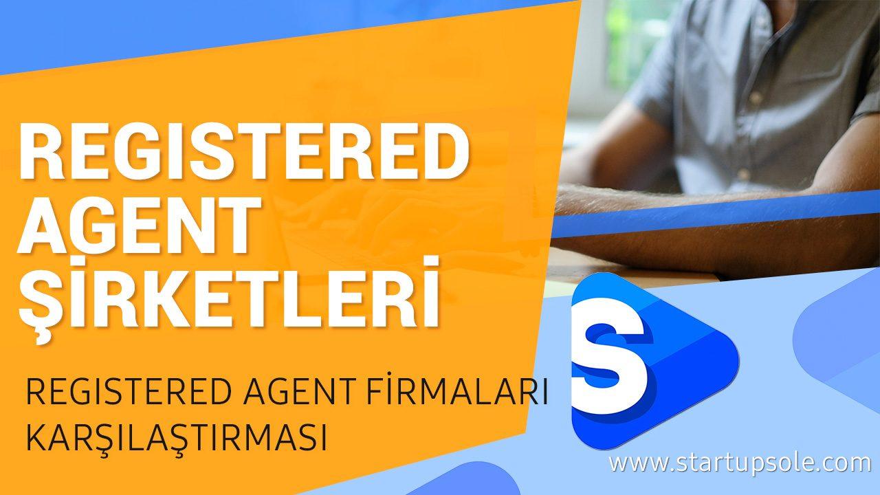 Registered Agent Karşılaştırması