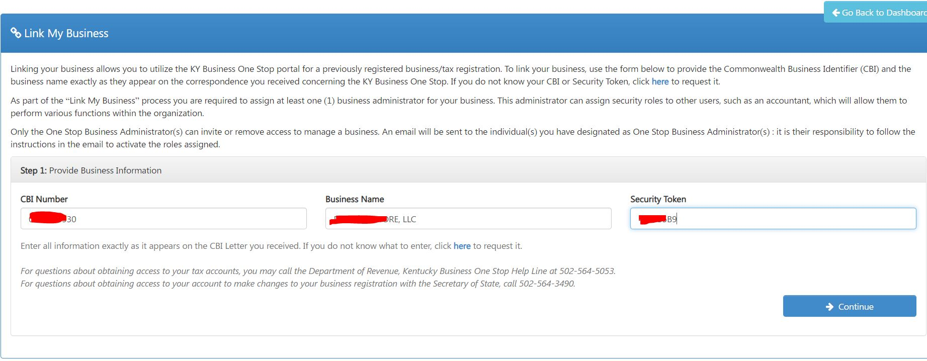 Amerikada sirket kurmak Onestop portal 2 Kentucky LLC'yi One Stop Portal'a Kaydedin