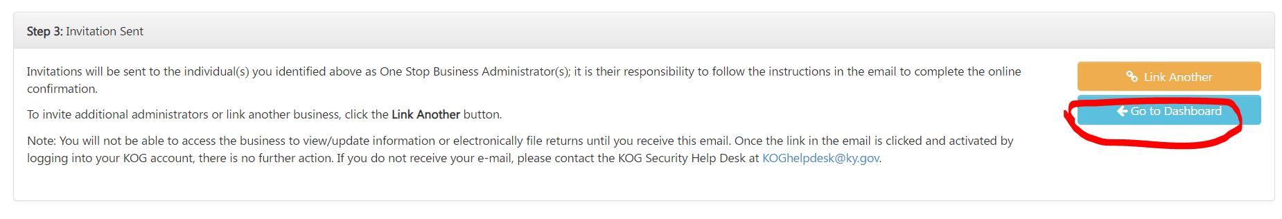 Amerikada sirket kurmak Onestop portal 5 Kentucky LLC'yi One Stop Portal'a Kaydedin