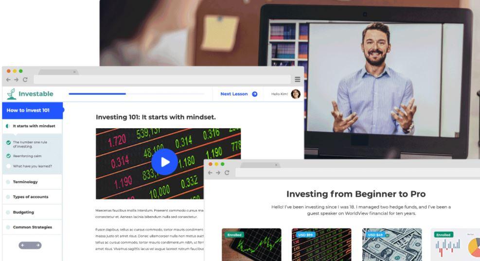 online kurs sitesi acmak Online Kurs Satmak için Eğitim Şirketi Kurmak