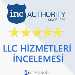 Inc Authority LLc sirket kurma incelemesi Inc Authority LLC Kurulum Hizmeti İncelemesi