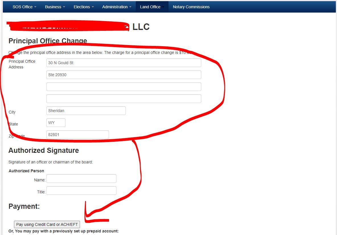 kentucky llc adres degisikligi 4 Kentucky LLC İçin Adres Değiştirme Süreci