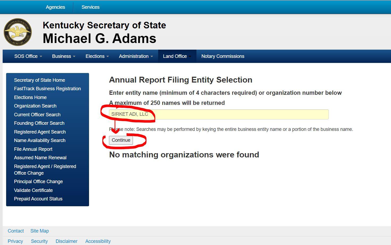 llc yillik raporlama annual report hazirlamak LLC için Yıllık Raporlama (Annual Report)