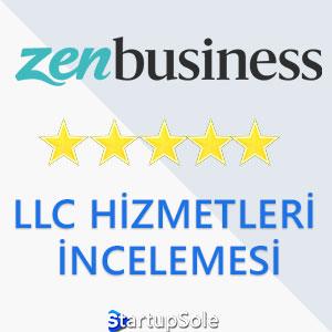 zenbusiness LLc sirket kurma incelemesi ZenBusiness LLC Kurulum Hizmeti İncelemesi
