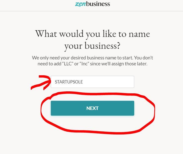 zenbusiness amerikada sirket kurmak 6 ZenBusiness ile Amerika'da 89$'a Şirket Kurmak